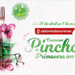 Concurso de Pinchos Sabores de Ourense Primavera 2017