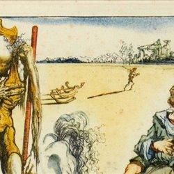 Salvador Dalí, contador de historias