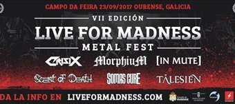 Live for Madness Metal Fest 2017