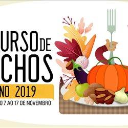 Concurso de Pinchos Sabores de Ourense Outono 2019