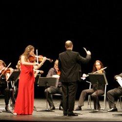 Concerto de Mikhailova's Stars Chamber Orchestra