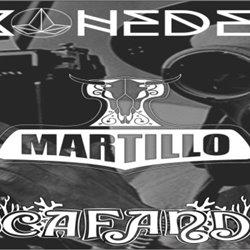 Ex Heredera + Martillo + Escafandra