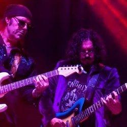 Noches de flamenco y blues