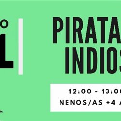 Piratas e indios
