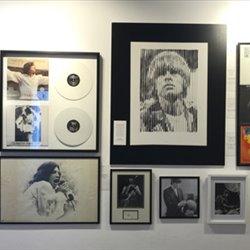 Rolling Stones, catálogo de discos e artes gráficas