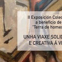 "II EXPOSICIÓN COLECTIVA ""TERRA DE HOMES"""