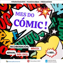 Mes do cómic