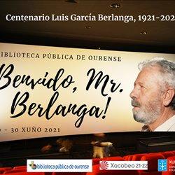 Centenario de Luis García Berlanga